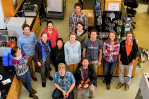 Fierer Lab people photo March 2016