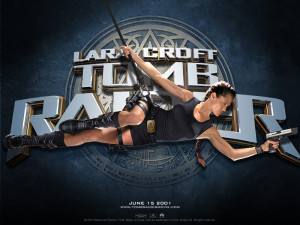 Lara Croft, Tomb Raider. (Image courtesy: http://www.myfriendscallmespike.com/wp-content/uploads/2013/09/lara4.jpg)